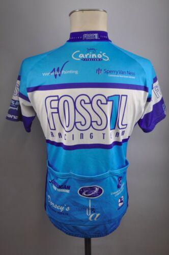 Trikots Giordana Foss1l full zip Radtrikot cycling jersey Rad Trikot Gr M-3-48 51cm MA2