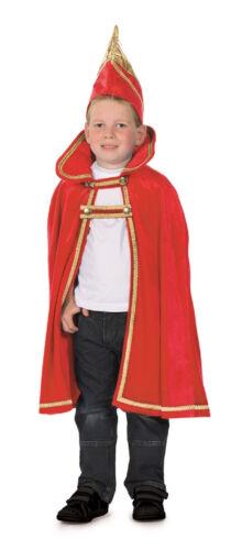 DREIGESTIRN Costume Principe Cappotto MANTELLA CAPE BERRETTO Giacca Cappuccio Comitato elferrat