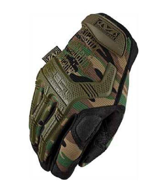 US Mechanix Wear M PACT Guanti Army GLOVES Woodland Mimetico XL/Xlarge