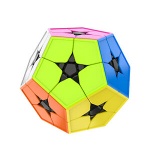 Zauberwuerfel-MoYu-Kibiminx-stickerless-speedcube-magic-cube-original-brandneu