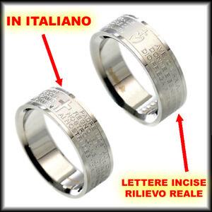 ITALIANO-PREGHIERA-PADRE-NOSTRO-ANELLO-ARGENTO-AVE-MARIA-jp