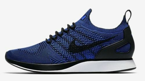 Nike Air Zoom Mariah Flyknit Racer Uomo Size 11 Running Shoes 918264 007 NEW