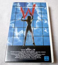 "Dame Twiggy in ""W"" , sehr sehr rare Film"