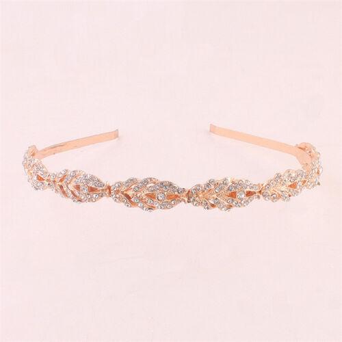 Handmade Crystal Princess Bride Party Hair Accessories Hair Clasp Hairpin
