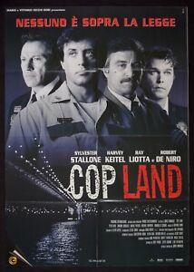 M104-Manifesto-2F-Cop-Land-Sylvester-Stallone-Harvey-Keitel-Liotta-R-De-Niro