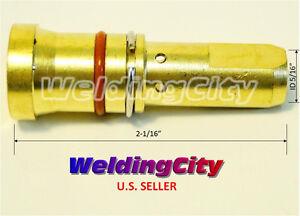 WeldingCity-5-pk-Gas-Diffuser-4335-for-Bernard-MIG-Welding-Gun