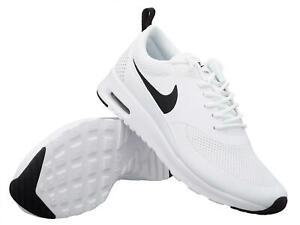 Nike-Damen-Sneaker-Air-Max-Thea-white-black-EUR-40-B-Ware-Aussteller