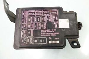 98 99 00 01 Acura Integra Under HOOD Engine Fuse Relay Box unit  38250-ST7-A11 | eBayeBay