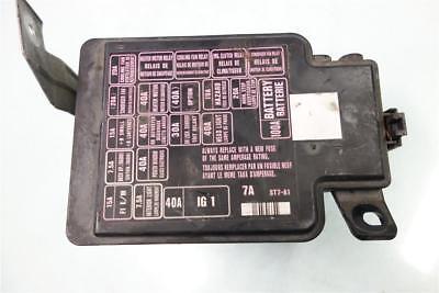 2001 acura integra fuse box 98 99 00 01 acura integra under hood engine fuse relay box unit  98 99 00 01 acura integra under hood
