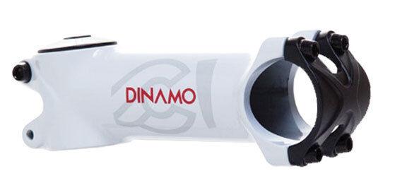 Cinelli Dinamo Alloy Bike Bicycle Stem 83 97 degree 31.8 x 100mm - White