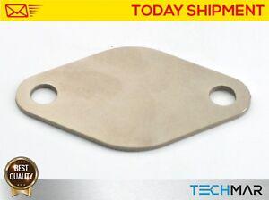 593 Placa de supresión EGR para FIAT DUCATO 2.3 2.5 2.8 TD JTD JTDM