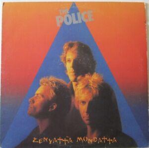 Police Zenyatta Mondatta Vinyl Lp Ebay