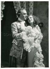 IVAN MOSJOUKINE  COLETTE DARFEUIL CASANOVA 1934 VINTAGE PHOTO ORIGINAL #3