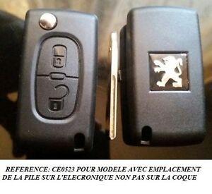 COQUE-CLE-BOITIER-TELECOMMANDE-PEUGEOT-207-308-5008-3008-2-BOUTON-REF-CE0523