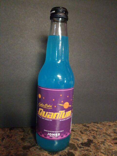 Nuka Quartz Rocket Bottle Edition