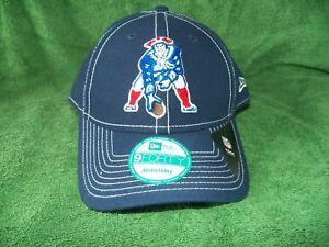 New England Patriots THROWBACK Old Logo New Era Snapback Hat cap NWT ... f682ac72d46