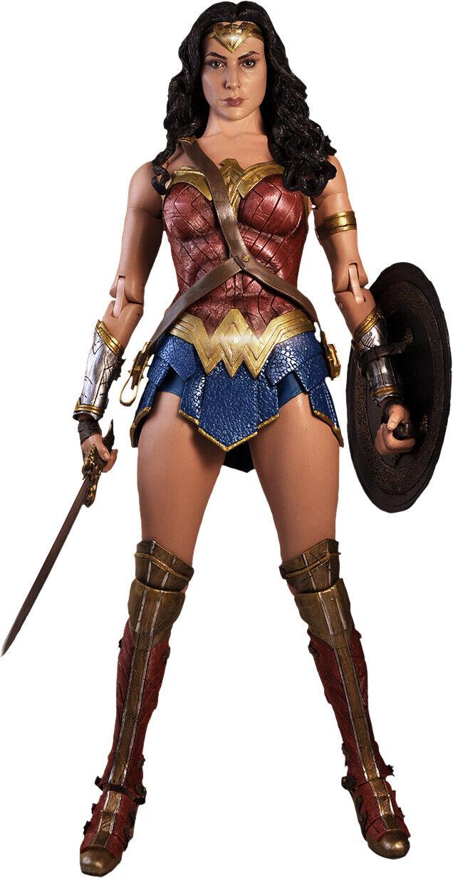 Wonder vrouw  Wonder vrouw 1 4 Scale effect Figure (NECA) 355;NIEUW