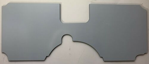 82-90 Firebird Trans Am Digital Dash Panel Blue LED Gauges Knight Rider US Made