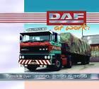 DAF at Work: 2800, 3300, 3600 by Patrick W. Dyer (Hardback, 2010)