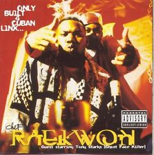 Only Built 4 Cuban Linx [PA] by Raekwon (CD, Aug-1995, Loud (USA))