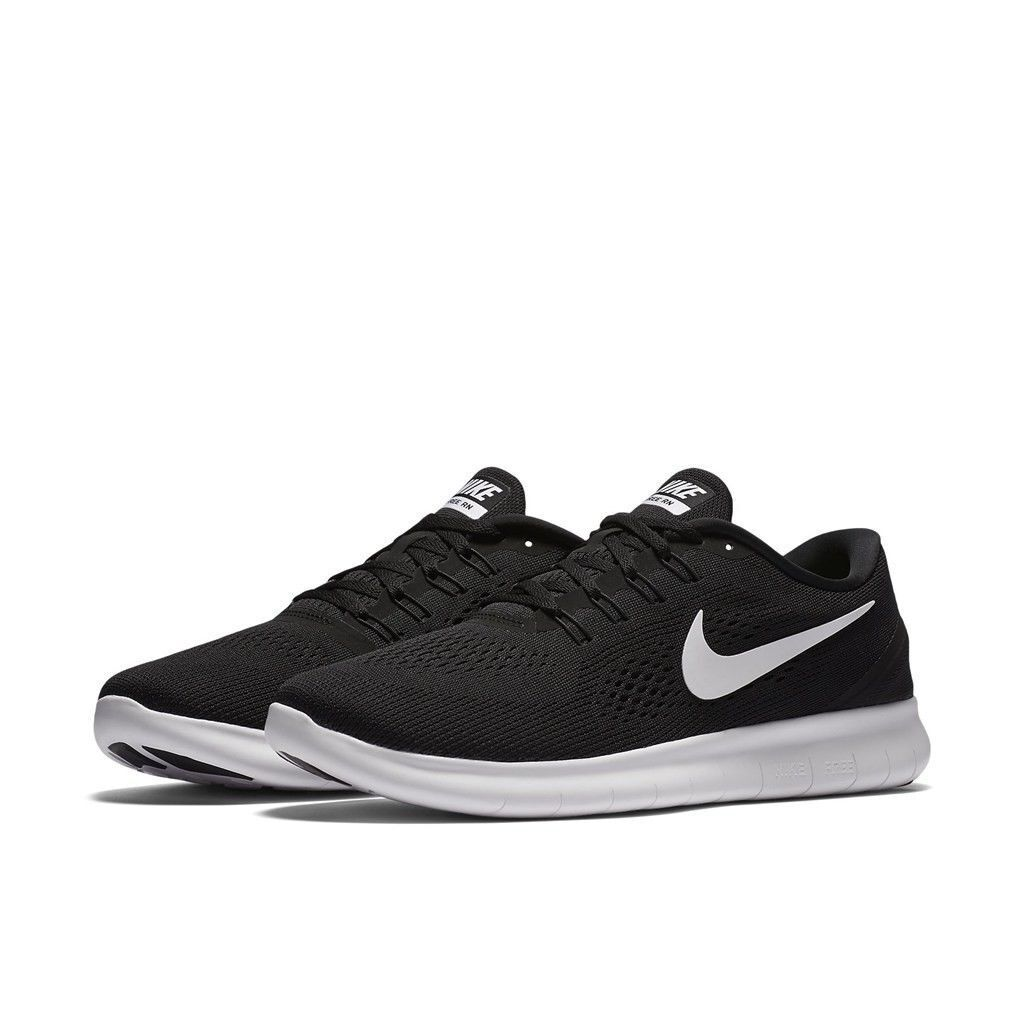 newest 898e3 aa461 MEN S NIKE FREE RN SHOES anthracite 831508 001 black white nzernx1461-Men s  Shoes