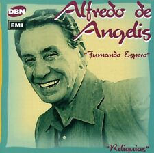 Alfredo de Angelis - Fumando Espero [New CD] Argentina - Import