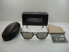 8626f28845dd Serengeti Rivoli Shiny Black Frame Polarized 555nm Lens 7767 for ...