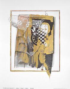 Kundinger-Collage-I-Poster-Kunstdruck-Bild-50x40cm