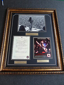 JIMI-HENDRIX-Owned-Worn-Scarf-amp-Last-Concert-Photo-amp-Death-Certificate-un-signed
