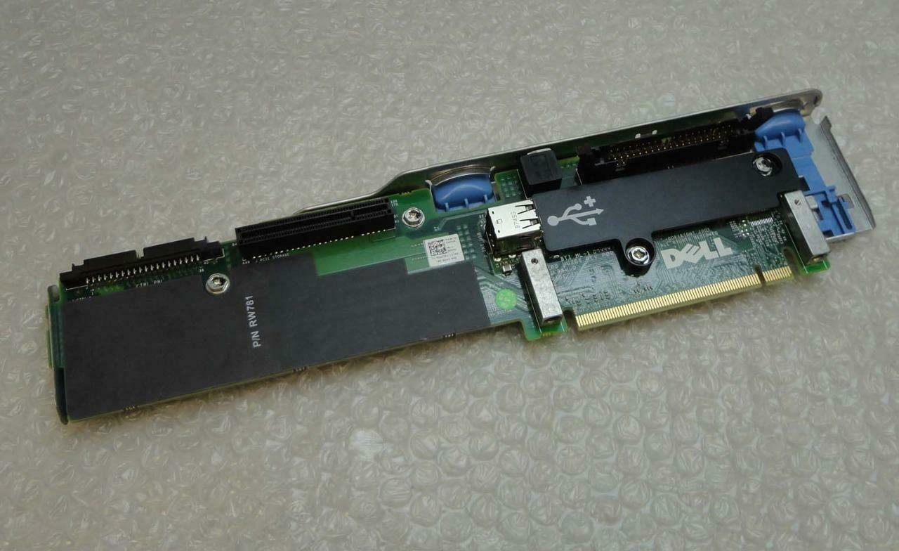 Dell uu202 rw781 PowerEdge 2950 PCI