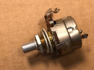 Vintage-1961-CTS-1-meg-ohm-Potentiometer-Guitar-Amp-Audio-Pot-Power-Snap-Switch