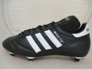 low priced 225f5 f8e57 Image is loading Adidas-WORLD-CUP-men-039-s-Football-Boots-