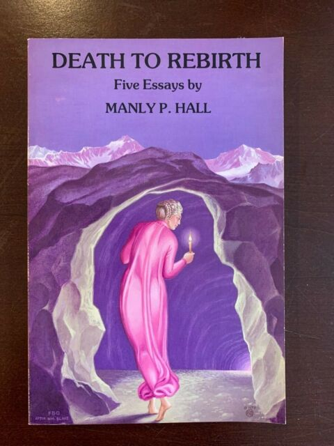 Death to Rebirth by Manly P. Hall (1979, Paperback)