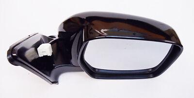 Door//Wing Mirror Black Electric RH OS For Toyota Landcruiser HDJ100 4.2TD 98/>On