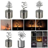 Romantic Led Candle Shadow Projection Lamp Romantic Night Light Desktop Decor