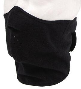 FLEECE-Kaelteschutz-Gesichtsmaske-Maske-Sturmhaube-NEU