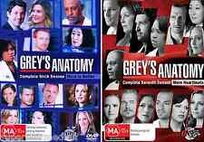 Grey's Anatomy COMPLETE Seasons 6 & 7 : NEW DVD