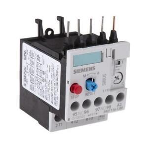1-X-Siemens-sobrecarga-rele-Clasico-directo-Contactor-sirius-7-10A-10A-4kW