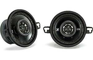 "Pair Kicker 40CS354 3.5"" 3-1/2"" Inch 90 Watt 4-Ohm 2-Way Car Audio Speakers"