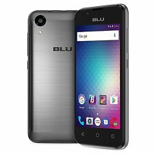 PHONE BLU ADVANCE 4.0 L3 ANDROID 6.0 4G HSPA+ CAMERA 5MP UNLOCKED GREY