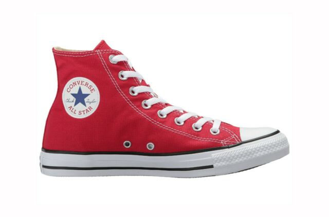 Top Canvas Women Shoes M9621 Red