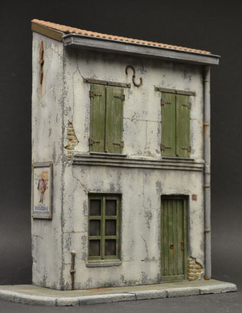Reality In Scale 1/35 French House
