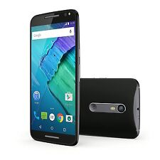 New Motorola Moto X Style XT1572 (Latest Model) 32GB 4G LTE Unlocked Smartphone
