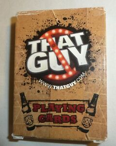 Don-039-t-Be-That-Guy-Deck-of-Playing-Cards-Humor-Funny-Jokes-Gag-Gift