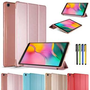 Slim-Leather-Tablet-Case-Cover-For-Samsung-Galaxy-Tab-A-10-1-034-2019-SM-T510-T515