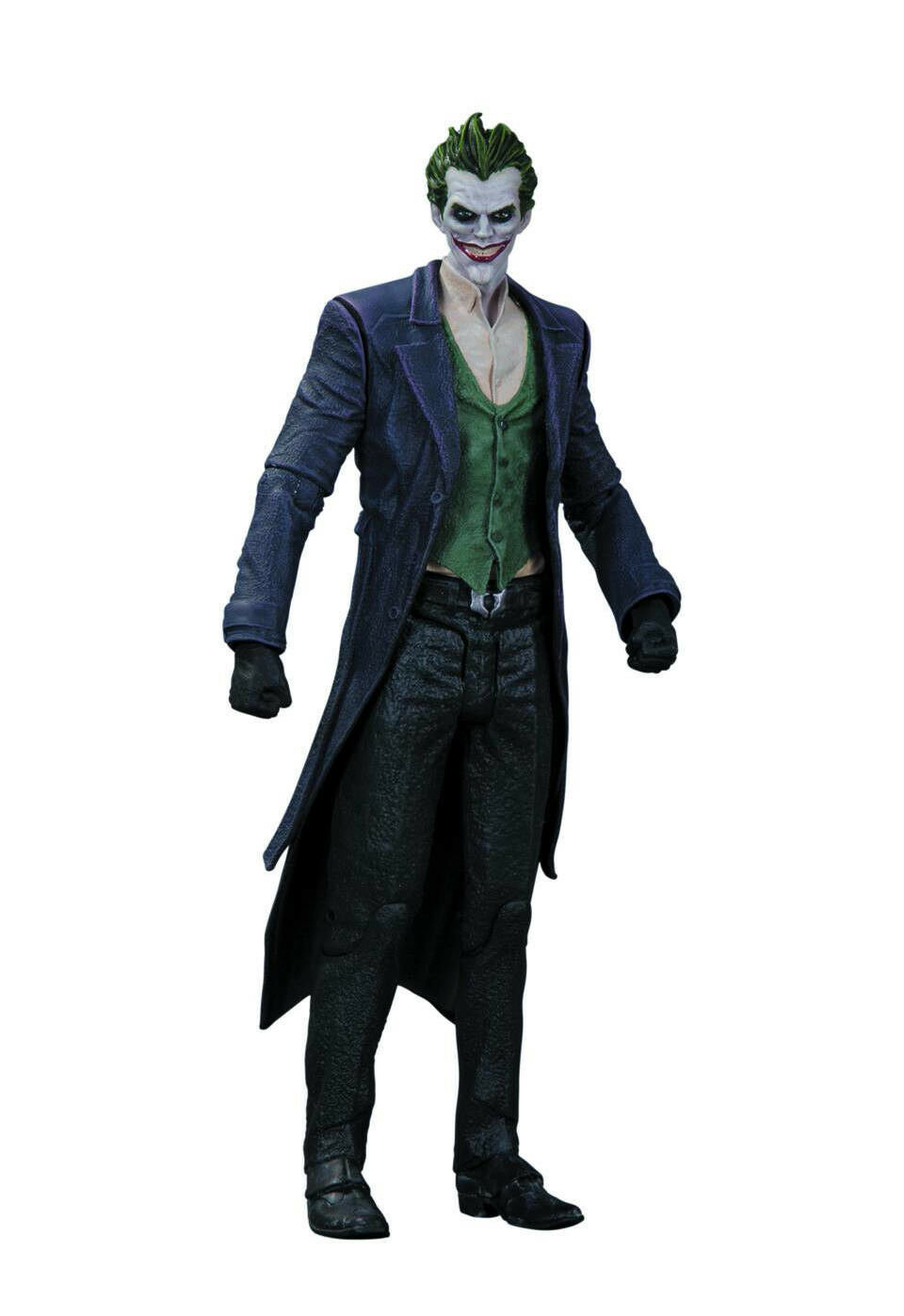 DC Collectibles Batman Arkham Origins Series 1 Joker Action Figure NEW SEALED