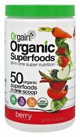 Orgain Organic Superfoods All-in-one Super Nutrition Berry - 20 Servings