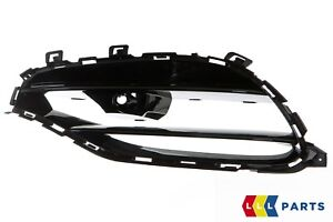 NEW-GENUINE-MERCEDES-BENZ-MB-CLA45-2015-W117-AMG-FRONT-BUMPER-GRILL-LEFT-N-S