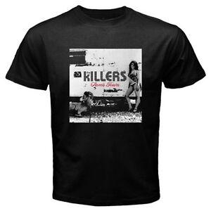 ccdff4733af0b New The Killers Sam s Town Rock Band Men s Black T-Shirt Size S M L ...