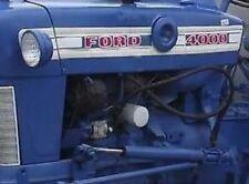 For Ford Major Engine Overhaul Kit 172 Cid Gas 4000 1962 64 800 900 1958 62